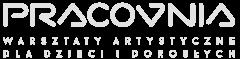 pracovnia poznan - warsztaty artystyczne dla dzieci i dorosłych - logotyp